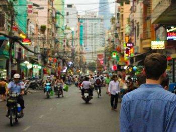 WELTBÜRGER Stipendien • Auslandsjahr • Erfahrungsberichte • Asien