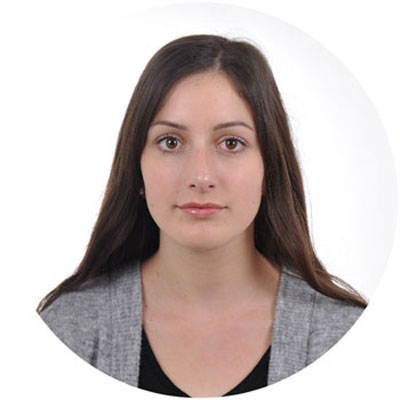Portraitfoto Sarai, WELTBÜRGER-Stipendiatin