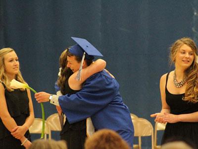Nicos Graduation