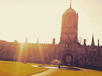 Oxford Gebäude