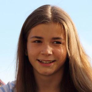 Profilbild Weltbürger-Stipendiatin Marina